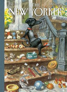 Love This!  Times are hard everywhere!  ...MKL... #TheNewYorker