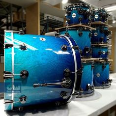 Regal to Royal #dreamkit #dwdrums #thedrummerschoice