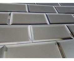 Reflections Gold Matte Glass 3x6