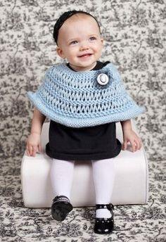 Sophie Lace Baby Shawl-free knit pattern