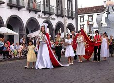 Festa do Espírito Santo, Azores, Portugal