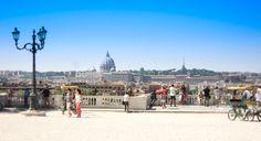 Fyra tips för att överleva en helg i Rom