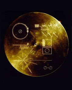The Voyager Golden Record  The Voyager Golden Records are phonograph records which were included aboard both Voyager spacecraft,  which were launched in 1977. They contain sounds and images selected to  portray the diversity of life and culture on Earth, and are intended  for any intelligent extraterrestrial life form, or for future humans, who may find them. The Voyager spacecraft are not heading towards any particular star, but Voyager 1 will be within 1.6 light years of the star AC