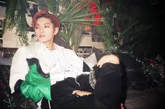 ion know man sumn bout taeyong lately,,, Nct Taeyong, Winwin, Nct 127, Sehun, Bae, Kpop Aesthetic, Nct Dream, K Idols, Boy Bands