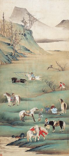 Chinese Brush Painting Since 1900