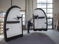 Beyond-Tiny 3-D Printed Microhomes Could Make Up Urban Trailer Parks Of The Future