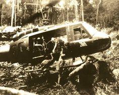A troop 1/9th Cav. 1st Air Cav///Dust off Pilots.