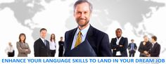 Are you seeking for your dream #job ? the first you have to enhance language #skills.