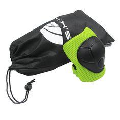 Amazon.com: [KuYou]Kid's Protective Gear Set,Roller Skating Skateboard BMX Scooter Cycling Protective Gear Pads (Knee Pads+Elbow Pads+Wrist Pads+Helmet)-7 Pcs(Black): Toys & Games