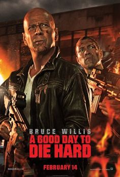 Review van A Good Day to Die Hard.