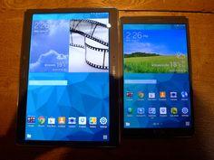 Samsung Galaxy Tab S -- Wow! - http://www.hometechmtl.com/samsung-galaxy-tab-s-wow/
