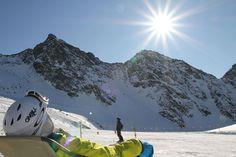 #Skifahren im #Ahrntal - Sonne satt auf der Südseite der Zillertaler Alpen