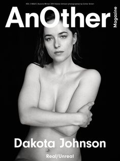 AnOther Magazine A/W15 is here! Starring #DakotaJohnson. Photography by Collier Schorr, styling by Katie Shillingford. See more here: http://www.anothermag.com/fashion-beauty/7758/another-magazine-a-w15-real-unreal