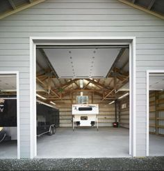 Pole Barns Rv Garage Oak Builders Ann Arbor