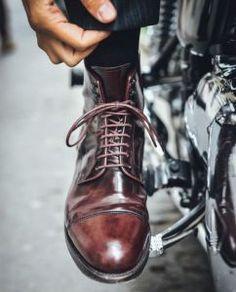 Quais São os Tipos de Botas Masculinas? - Dress boots ou bota social