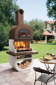 Diva con Forno #Barbecue #Palazzetti