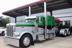 2008 PETERBILT 389 - trucks, big rigs