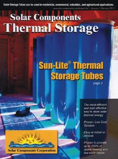 DIY Passive Solar Heating   Solar Water Heaters   Solar Electric Products