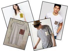 pinafili: Poner una maxi-bolsillo. Mes de la camiseta 2º edición.