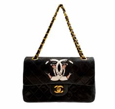 Chanel painted by Mike Frederiqo. Not so classic any more but why go for a classic when you can go for the rare right?