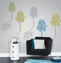 Vill du ändra färg på träden? Inga problem! Läs mer om att ändra färg under Designtjänster.