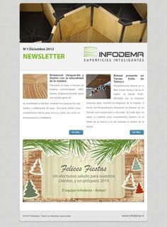 Newsletter Infodema