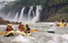 Iguazu Falls Rainforest Activities, Iguazu Falls, Tag Image, Central America, Niagara Falls, Travel, Action, Live, Extreme Sports
