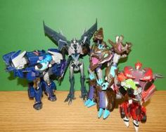 Dragstrip and Breaki's Baptism 4.30 by transformersnewfan