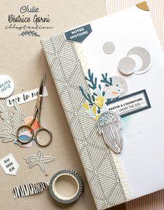 Mini Albums Scrapbook, Album Covers, Creations, Illustration, Julie, Blog, Scrapbooking, Instagram, Digi Stamps