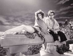 Post with 0 votes and 5475 views. Sigourney Weaver and Rick Moranis on the set of Ghostbusters. Ghostbusters 1984, The Real Ghostbusters, Rick Moranis, Nostalgia, Sigourney Weaver, Aliens Movie, Ghost Busters, Actrices Hollywood, Scene Photo
