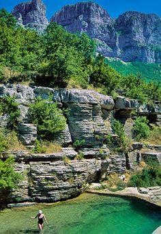 Papingo, Zagoria, Greece