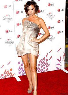 L'évolution du #style de #Victoria #Beckham