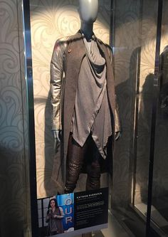 This is what Katniss wore during that awkward press tour at the beginning of Catching Fire. Modest and relatable, but also chic.