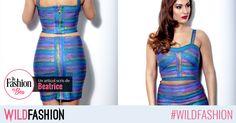 Un compleu colorat pentru forme perfecte? Like dacă îl vrei sau Share unei prietene căreia i se potrivește! Spandex, Model, Tops, Dresses, Fashion, Vestidos, Moda, Fashion Styles