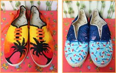 zapatillas customizadas - Buscar con Google
