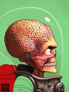 Mike-Mitchell-the-portrait-show-15  Mars attacks!!!!!!!!!!!!!!!!!!!!