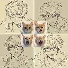 seven, 707, and mystic messenger image