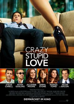 Steve Carell is awesome as usual and Ryan Gosling is nice eye candy. Steve Carell is awesome as usual and Ryan Gosling is nice eye candy. Steve Carell, Crazy Stupid Love Movie, Stupid Love Quotes, Stupid Things, Ryan Gosling, Julianne Moore, See Movie, Movie List, Funny Movies