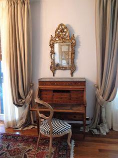 Il Blog di Antichità Bellini  : Relax e bon ton nel salotto di Carla..