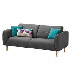 Sofa Cala (2,5-Sitzer) - Strukturstoff | Home24