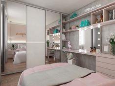 Room Design, Interior Design Bedroom Teenage, Bedroom Design, Bedroom Hotel, House Rooms, Room Decor, Home Design Decor, Cool Kids Bedrooms, Dream Rooms