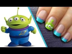 Take your nails on a playful adventure with this exclusive CutePolish nail tutorial inspired by Disney•Pixar's Toy Story.       A Disney Exclusive from http://YouTube.com/user/CutePolish.    Let us know what your favorite nail style is in the comments below.    SUBSCRIBE to get notified when new nail design videos are posted!    Learn the magic of Disne...