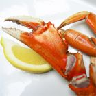 Dungeness crab legs--my favorite!