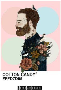Pasionata Deco.: Cotton Candy o Rosa Palo es una buena idea si eres de las personas que huyen de los colores oscuros.