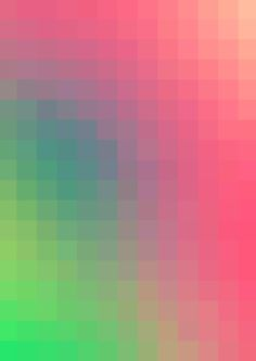 Bright Color Trend by Danny Ivan, via Behance
