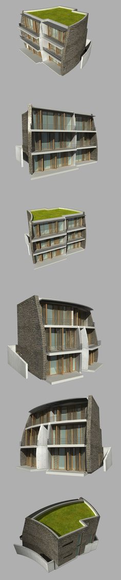 KUUM Hotel & Residences architectural projects, please visit our page to view project details and photos. Plans Architecture, Landscape Architecture, Interior Architecture, Landscape Design, Spa Design, Urban Design, Zaha Hadid Buildings, Zaha Hadid Interior, Home Landscaping