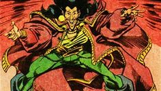 Extrano: one of the first gay characters in comics. Also, one of Listverse's Most Offensive Characters in Comic Book History.