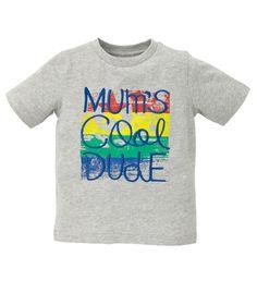 Mothercare Camiseta MC Gris - Promocion camisetas 2 x 1 - Mothercare
