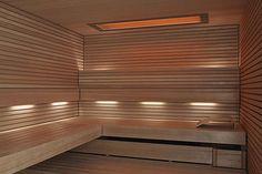 Light in Sauna