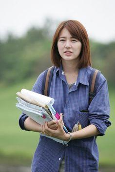 Lie to me Coffee Prince, Korean Celebrities, Celebs, Blue And White Jeans, Princess Hours, Girl Drama, Yoon Eun Hye, Popular Tv Series, Kim Woo Bin